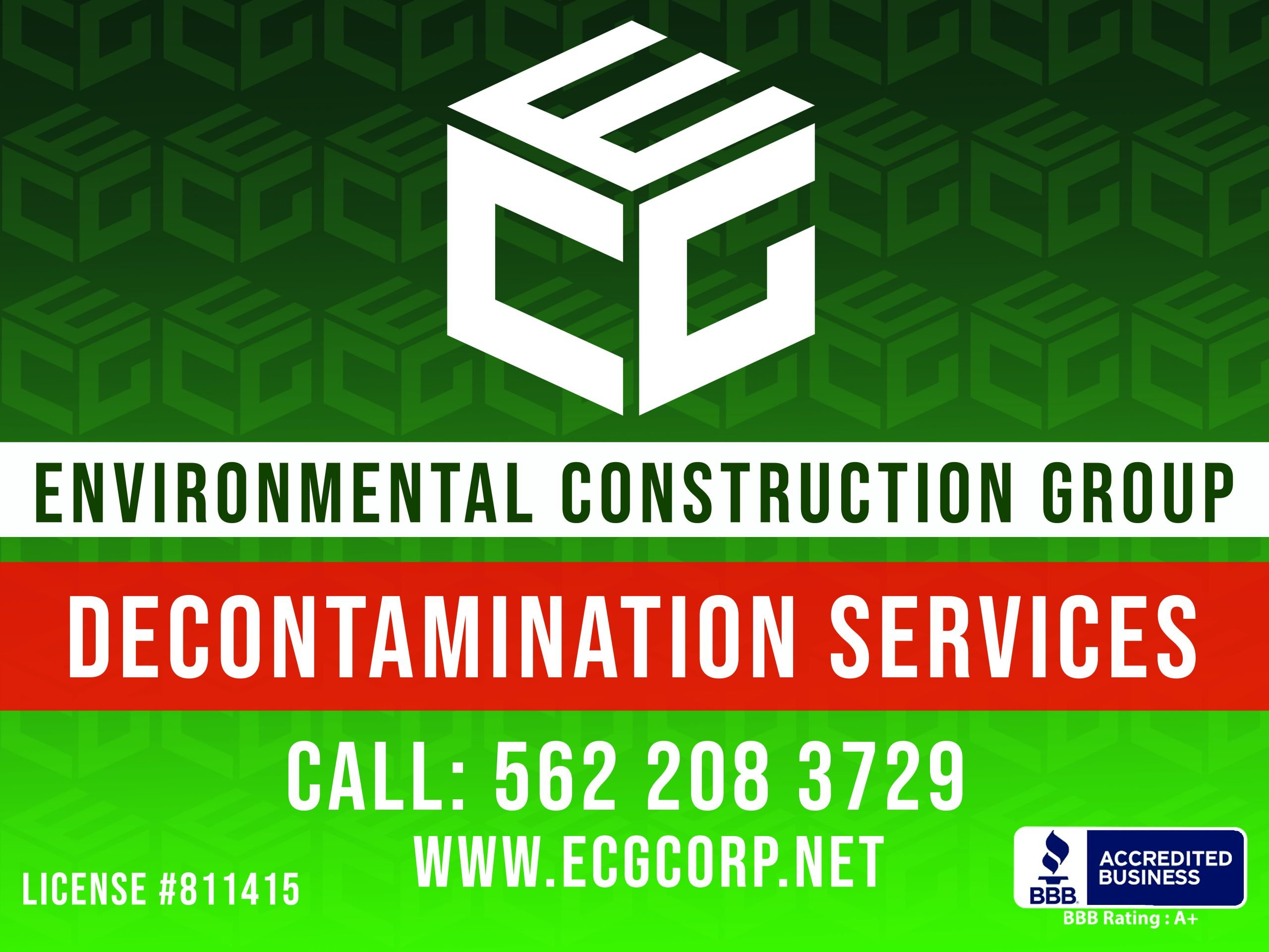 ENVIRONMENTAL CONSTRUCTION GROUP INC