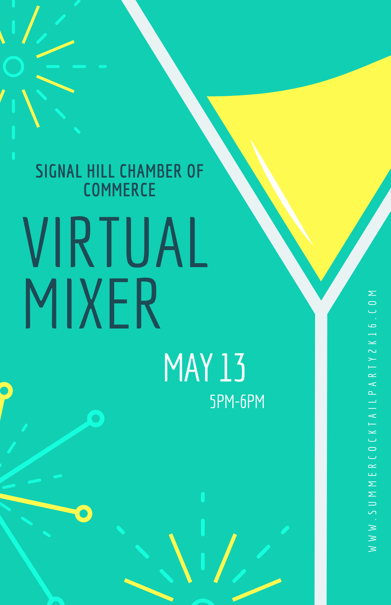 Signal Hill Chamber of Commerce Mixer